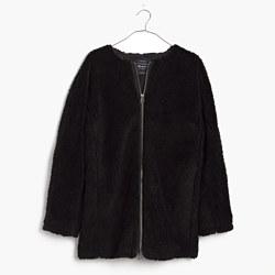 Café Sherpa Coat