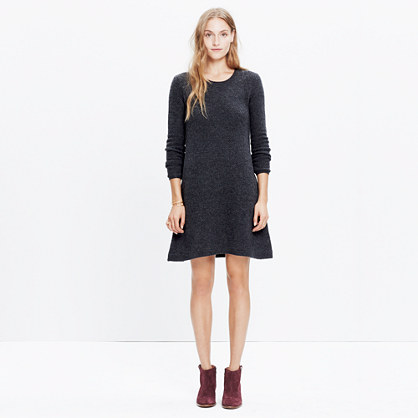 Walkway Sweater-Dress