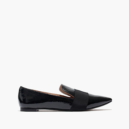 The Leandra Loafer in Patent
