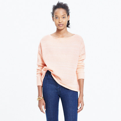 Threadmix Boatneck Sweater
