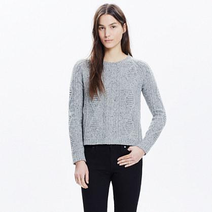 Palisade Back-Zip Sweater