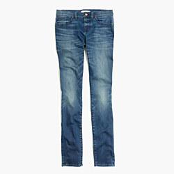 "8"" Skinny Jeans in Sunnyside Wash"