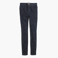 """Tall 10"""" High-Rise Skinny Jeans in Lydia Wash"""