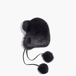 Madewell & Owen Barry™ Toscana Shearling Trapper Hat