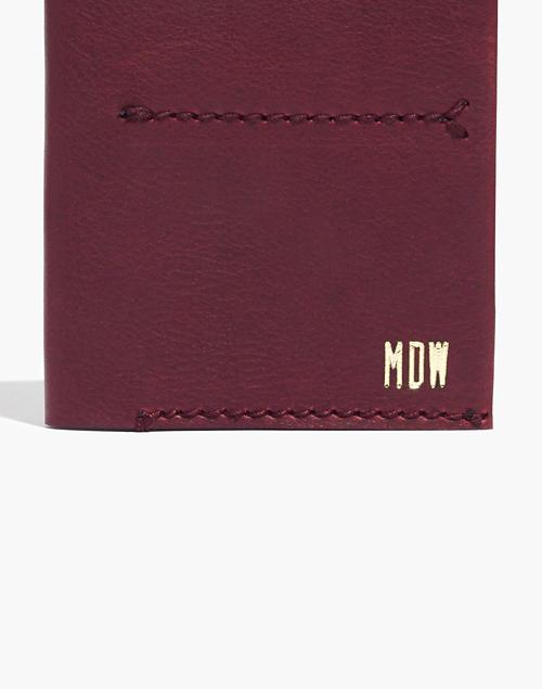 5510ca27d6d8 The Leather Passport Case