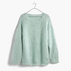 Handknit Cloudloft Sweater