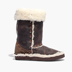 Chamula™ Sheep Boots