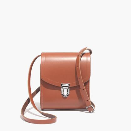The Cambridge Satchel Company® Mini Push Lock Crossbody Bag