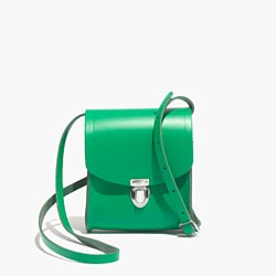 The Cambridge Satchel Company® Mini Push Lock Crossbody Bag