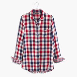 Ex-Boyfriend Shirt in Emmett Plaid