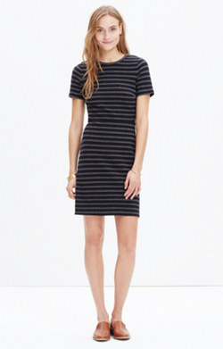 Striped Upstage Dress