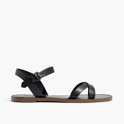 The Boardwalk Crisscross Sandal