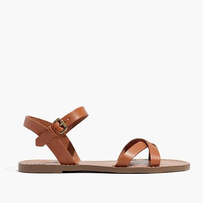 The Boardwalk Crisscross Sandal
