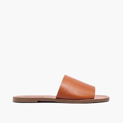 The Boardwalk Simple Slide Sandal