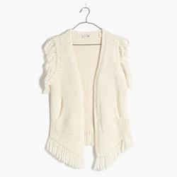 Madewell x Daryl K® Fringe Vest