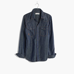Madewell x Daryl K® Denim Shirt