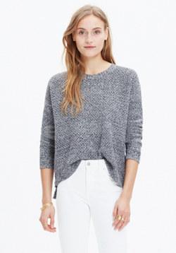 Landmark Texture Sweater