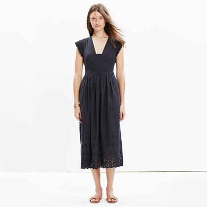 Eyelet Nightbreeze Dress