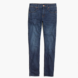 "9"" High-Rise Skinny Crop Jeans in Bayview"