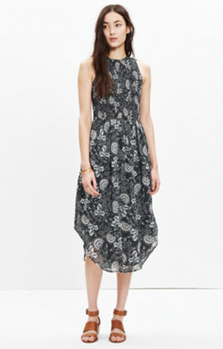 Ulla Johnson™ Gili Midi Dress