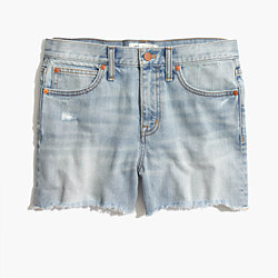 Denim Boyshorts: Cutoff Edition