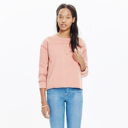 Cutoff Sweatshirt