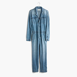 Denim Riveter Coverall Jumpsuit
