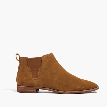 The Bryce Chelsea Boot in Suede