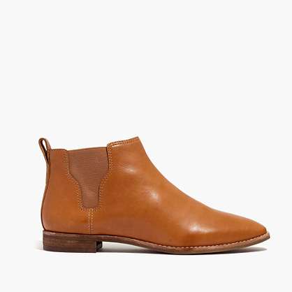 The Bryce Chelsea Boot in Leather
