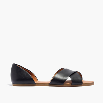 The Thea Crisscross Sandal