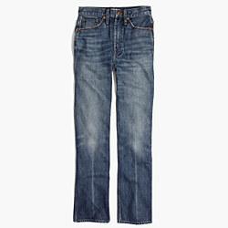 Rivet & Thread High Rise Crop Flare Jeans