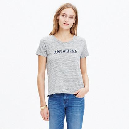 Anywhere Graphic Tee