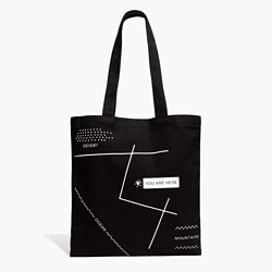 The Reusable Canvas Tote
