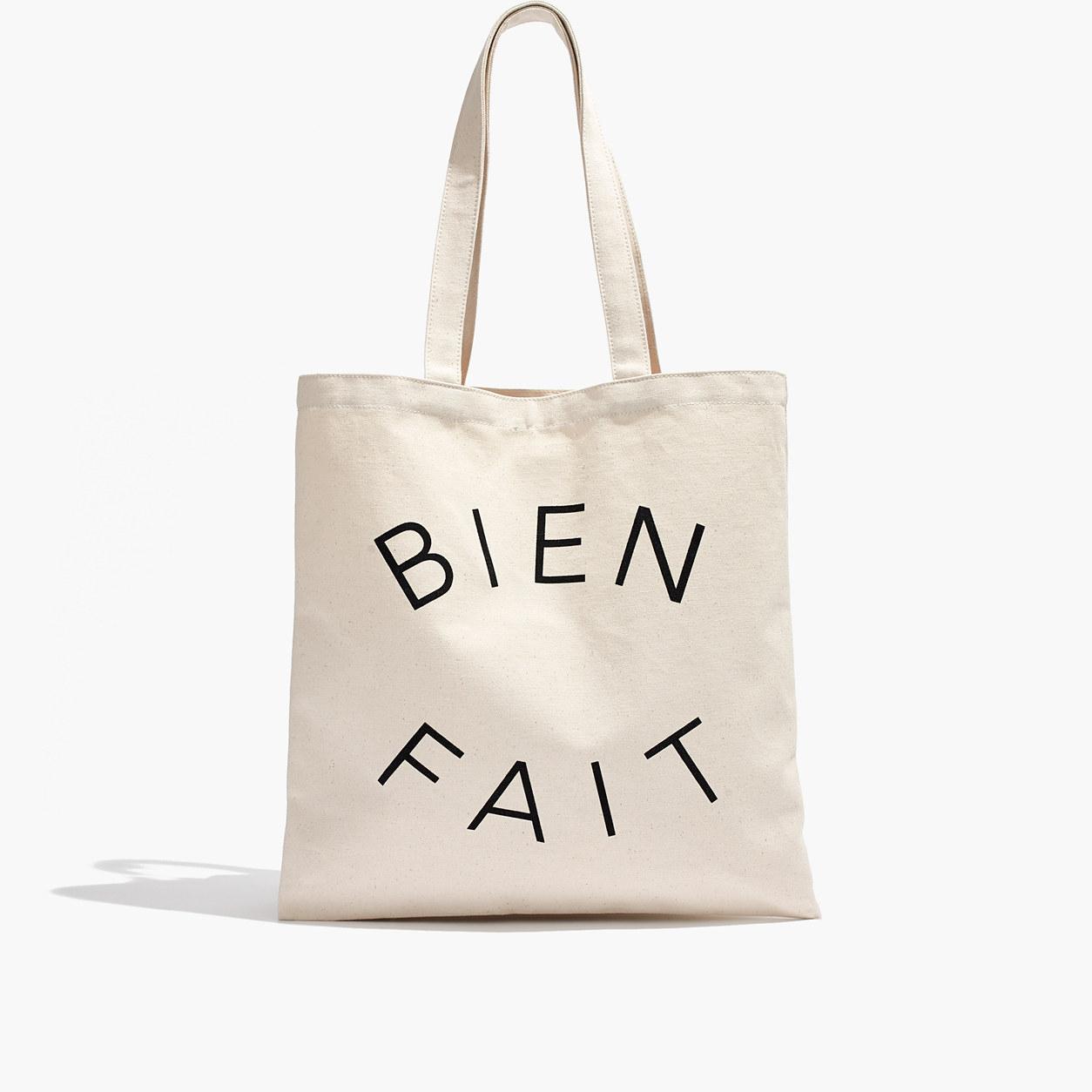 The Reusable Canvas Tote Bag: Bandana Edition : totes | Madewell