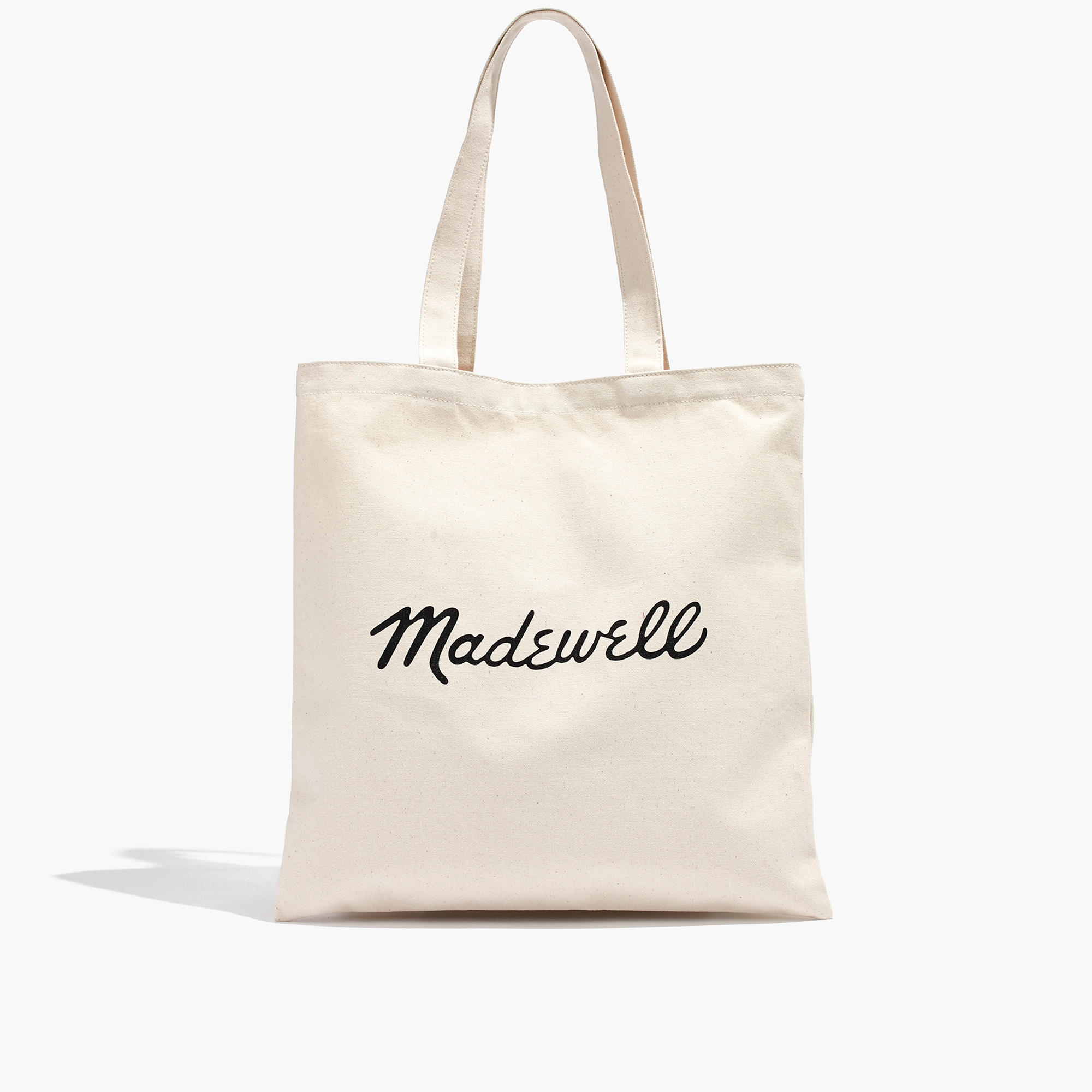 The Reusable Canvas Tote : totes | Madewell