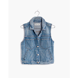 The Pocket Jean Vest