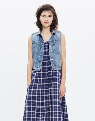 The Pocket Jean Vest