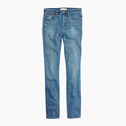 "10"" High-Rise Skinny Jeans in Rosedale"