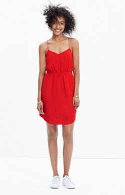 Silk Starview Cami Dress