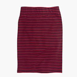 City Skirt in Sailor Stripe