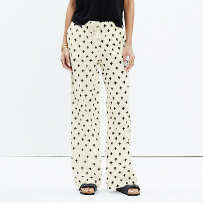 maldives coverup pants in strokedash