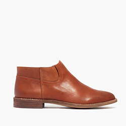 Madewell x Daryl K® Duke Cut-Off Boots