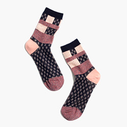 Patternmix Trouser Socks