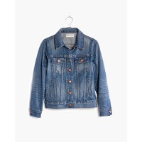 The Jean Jacket in Pinter Wash