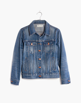 The Jean Jacket in Pinter Wash in pinter wash image 4