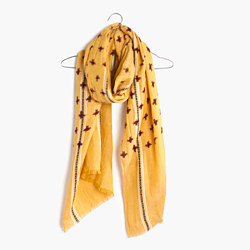 Ikat Scatter Scarf