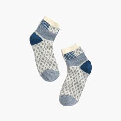 Patternmix Ankle Socks