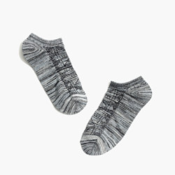 Pointelle Anklet Socks