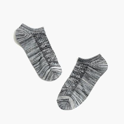 Pointelle Anklet Socks
