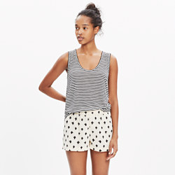 San Diego Cover-Up Shorts in Strokedash